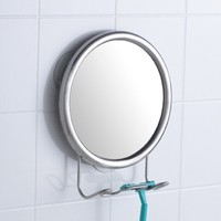 Stainless Fogless Suction Mirror