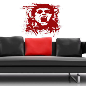 Zombie decal Superheroes stickers Vinyl Kids Room Stylish Wall Art Sticker 10361