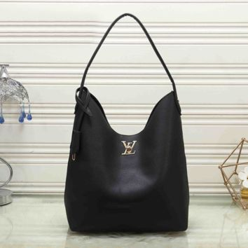 Women Fashion Leather Handbag Tote Shoulder Bag Satchel