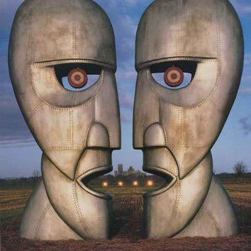 Pink Floyd Division Bell Album Cover Poster 24x36