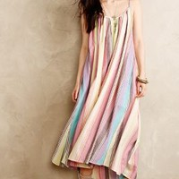 Colorwheel Midi Dress
