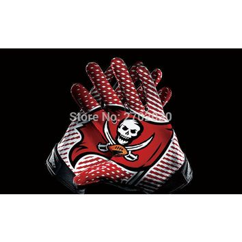 Gloves Design Tampa Bay Buccaneers Flag Banners Football Sport Team Flags 3x5 Ft Super Bowl World Champions Banner 90x150 Cm