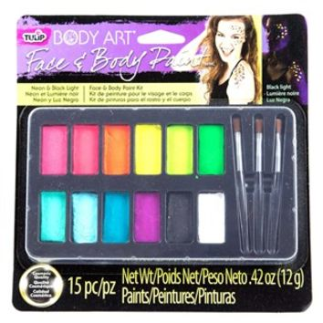 Body Art Face & Body Paint - Neon | Shop Hobby Lobby