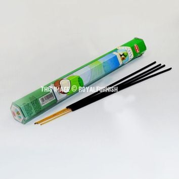 HEM Incense - Precious Coconut, 20 Incense Sticks on RoyalFurnish.com