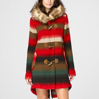 BB Dakota Hooded Griffin Coat | Shop BB Dakota Coats | fredflare.com