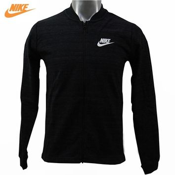 Nike Mens Spring Thin Collar Knitted Sporting Jacket 837009-010