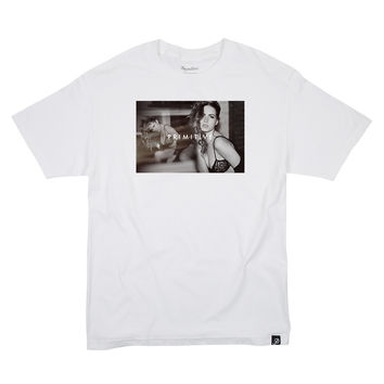 DRIFT TEE - WHITE