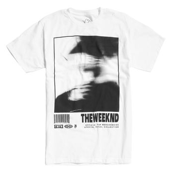 The Weeknd Blurry Photo T-Shirt