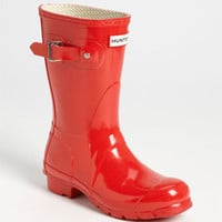 Hunter 'Original Short' Gloss Rain Boot (Women) | Nordstrom