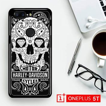 Harley Davidson W5026  OnePLus 5T / One Plus 5T Case