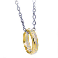 The Lord of the Rings One Ring on Chain |