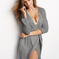 Sleepover Knit Robe - Victoria's Secret