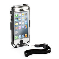 Griffin Survivor + Catalyst Waterproof Case for iPhone 5 5S Black