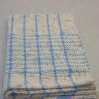 Dish Cloth over Size Hand woven Dish Cloth
