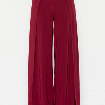 Open Bottom Venezia Pants