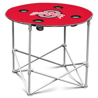 Ohio State Buckeyes NCAA Round Table (30in)