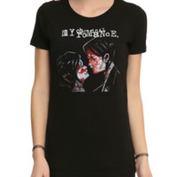 My Chemical Romance Three Cheers Girls T-Shirt