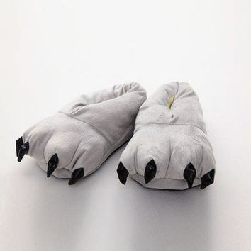 Lovely Cotton Home Shoes Couple Cartoons Slippers Halloween Costume [9221226884]