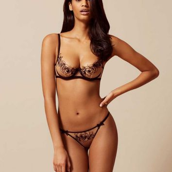 bb9c3c946479e Bras by Agent Provocateur - Whitney Bra from Agent Provocateur