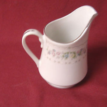 Fine China of Japan, Dinnerware Carleton pattern #6215 Creamer