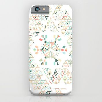 Ethnic Geometry iPhone & iPod Case by Gorbach Lena | Society6