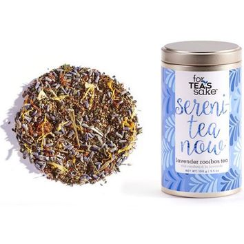 Sereni-Tea Now Tea - Lavender Rooibos Loose Leaf Tea