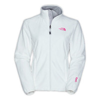 The North Face Women's Jackets & Vests WOMEN'S PINK RIBBON OSITO JACKET