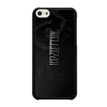 led zeppelin lyric iphone 5c case cover  number 1