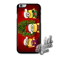 Minion Christmas Edition Design for iPhone 6 Case