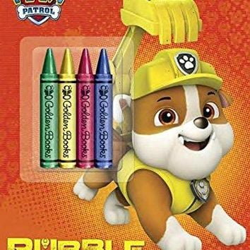 Rubble on the Double! Paw Patrol CLR STK