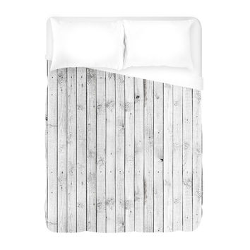 Wood IV Duvet Cover