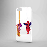Disney Tangled And Spiderman iPhone Case Galaxy Case 3D Case