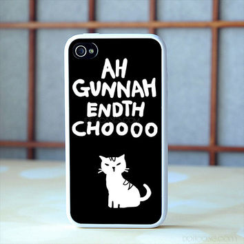 Ah Gunnah endthchoooo case iPhone 6s Plus 5s 5c 4s Cases, Samsung Case, iPod case, HTC case, Sony Xperia case, LG case, Nexus case, iPad cases