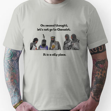 King Arthur - Camelot is a Silly Place Unisex T-Shirt