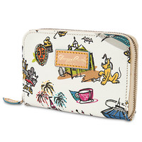 Disneyana Wallet by Dooney & Bourke - Disneyland