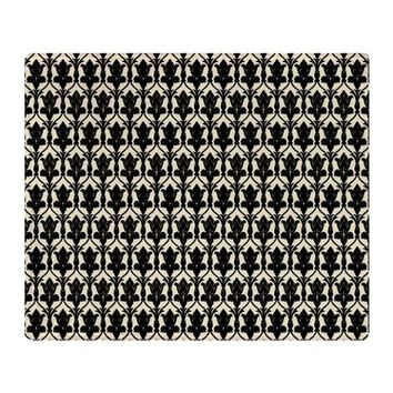 Sherlock Wallpaper Throw Blanket