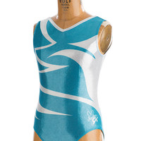 Frozen Nastia Liukin Leotard from GK Elite