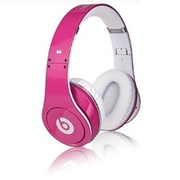 Beats Studio Over-Ear Headphone (Pink) (Discontinued by Manufacturer)