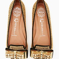 Jeffrey Campbell Martini Studded Loafer
