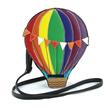 Up Up And Away! Balloon Fiesta Purse