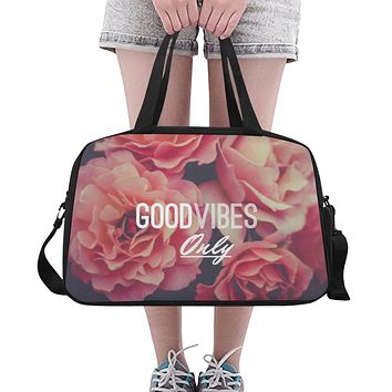 Good Vibes Weekend Travel Bag