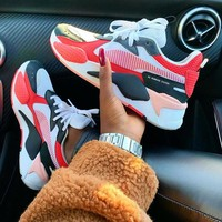 Puma RS-X TOYS Tide brand color sneakers shoes