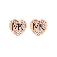 Alloy Accessory Simple Design Diamonds Earrings [8573752525]