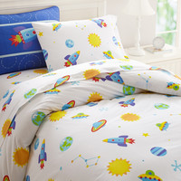 Olive Kids Out of this World Full Duvet Cover - 81411