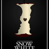 Disney's Snow White and the Seven Dwarfs Minimalist by rowansm