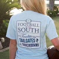 JADELYNN BROOKE: Football In The South