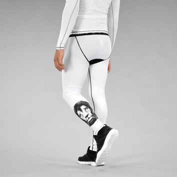 White Lion Tights for men