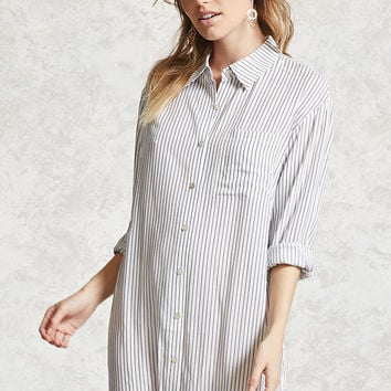 Contemporary Shirt Dress