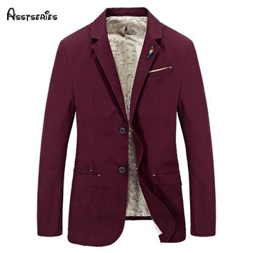 AFS JEEP/hot sale free shipping  battlefield Jeep men's casual suit jacket mens fashion coat plus size S-4XL Z140
