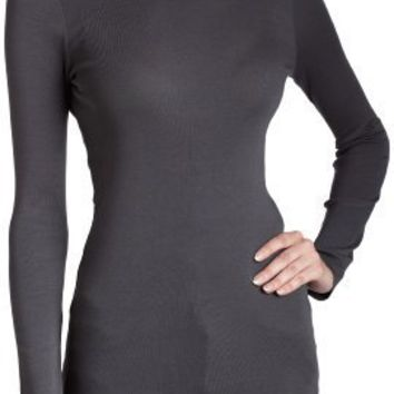 Splendid Women`s 1X1 Turtleneck